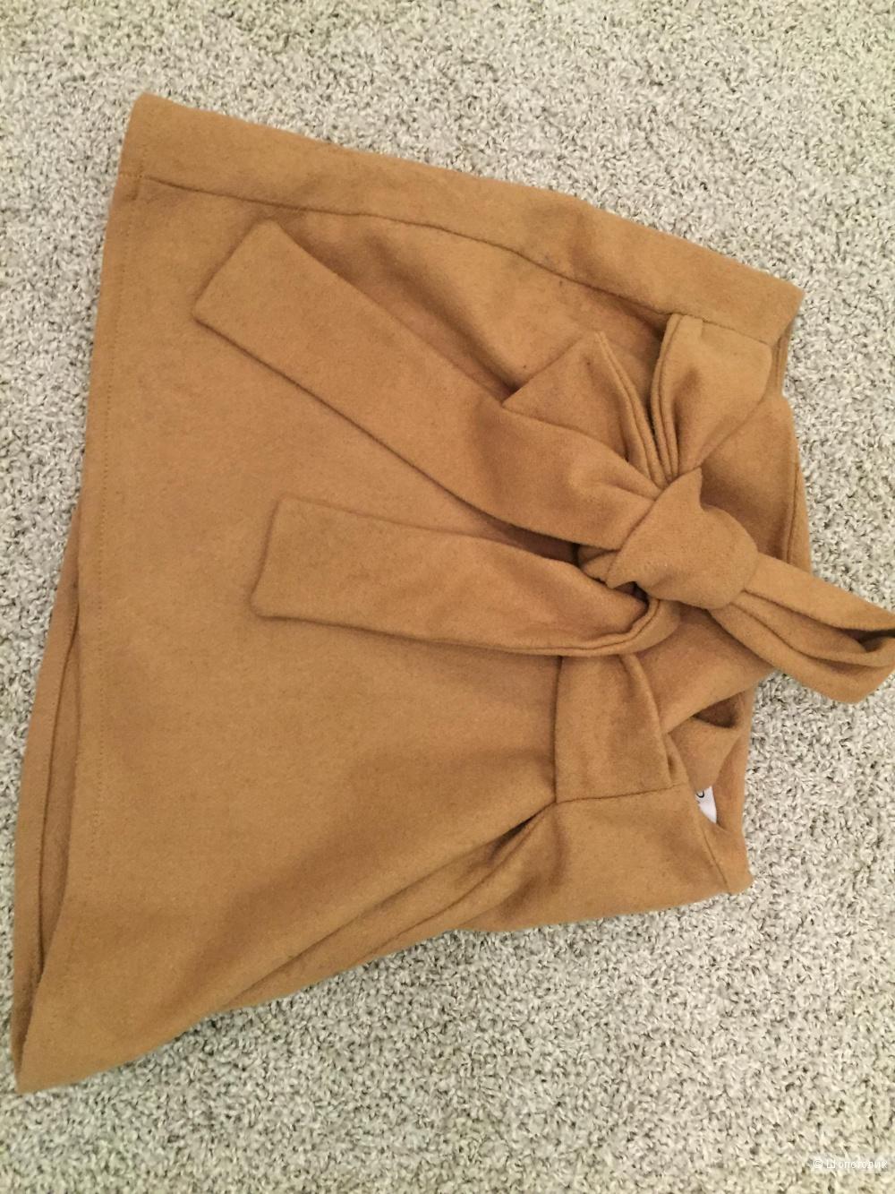 Мини-юбка с завязкой на талии The Laden Showroom X