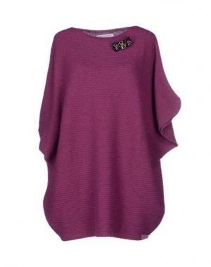 Новый свитер ANNA RACHELE, шерсть с кашемиром, oversize.
