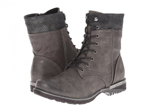Женские осенние ботинки  Rieker. Размер 41 (US Women's 9.5)