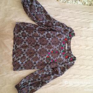Шёлковая блуза SEE BY CHLOE