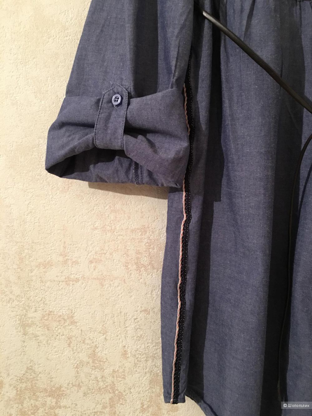 LIO•JO jeans, джинсовая рубашка/туника