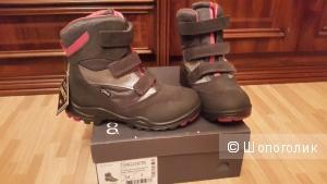 Ботинки ECCO 34 EU 22,2 см по стельке.