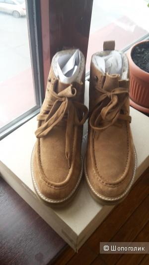 Женские зимние ботинки Madewell, р41