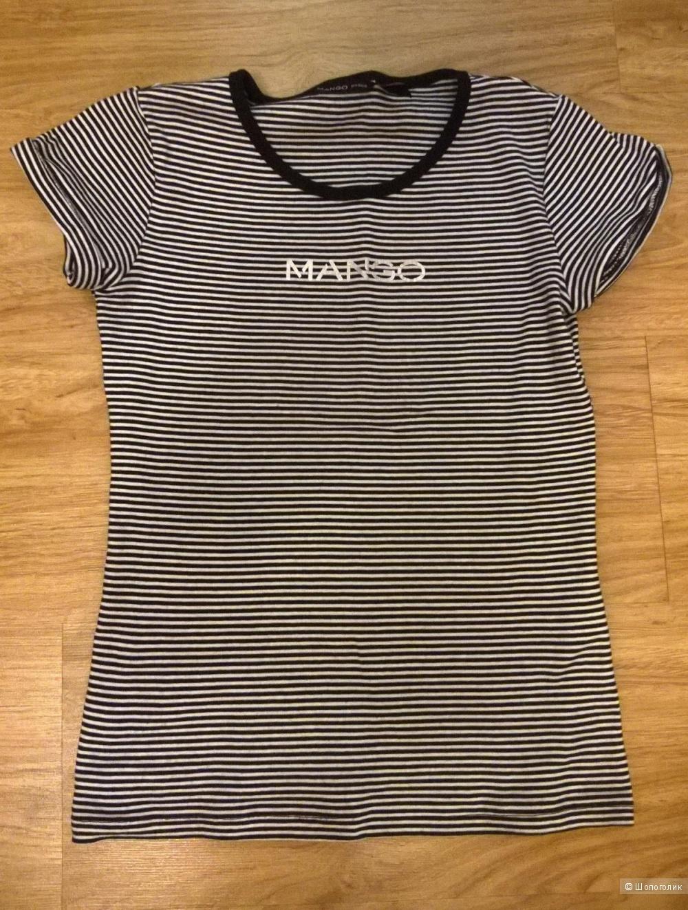 Футболка Mango S 42