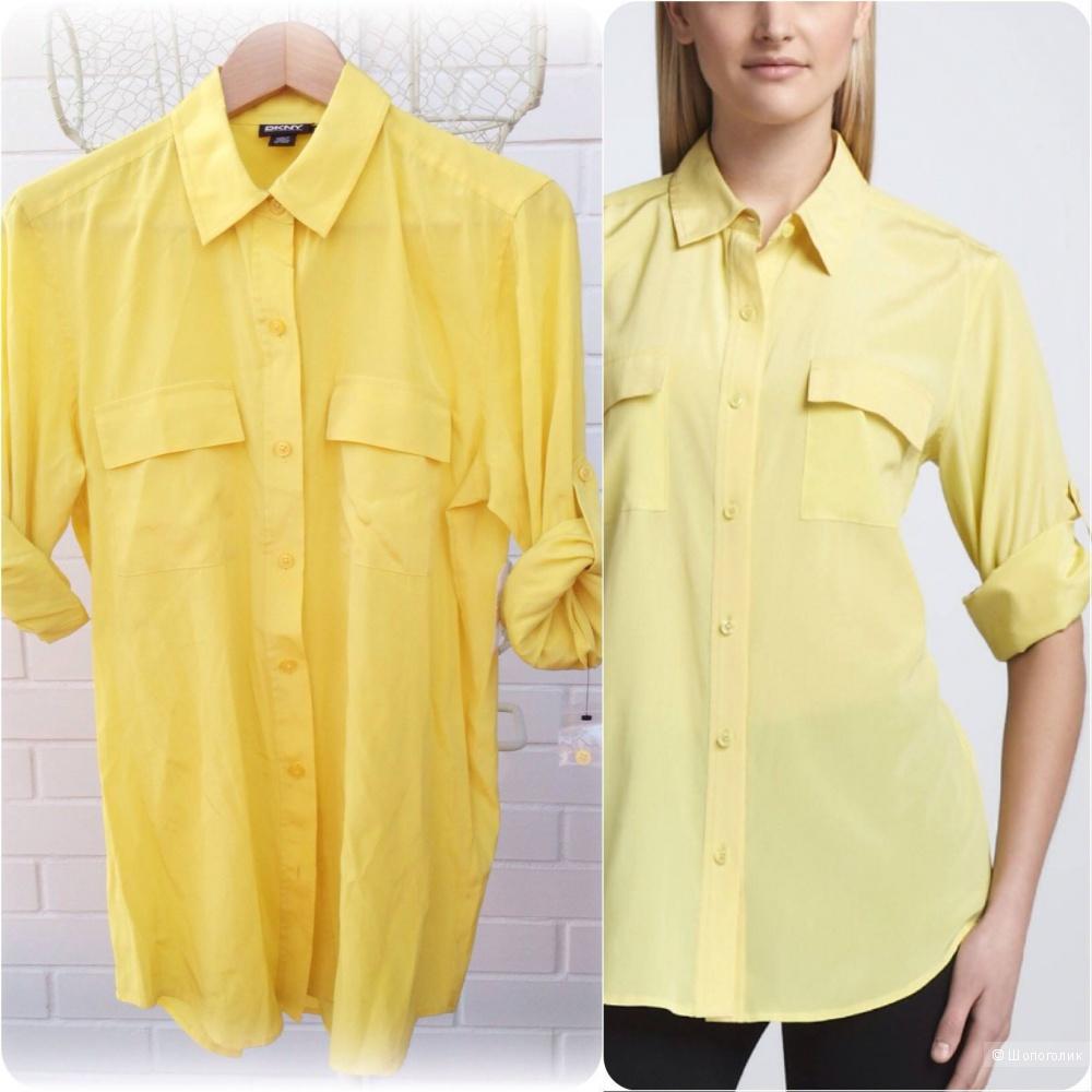 Рубашка dkny. Размер S. Новая