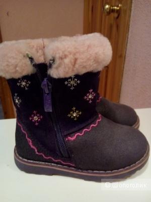 Зимние ботиночки Dummi (оригинал) 25-26 р.