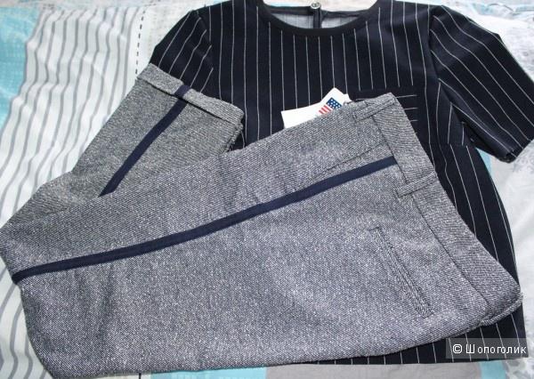 Брюки с шерстью U.S.POLO ASSN маркировка джинсовая 28