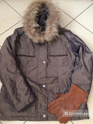 Утеплённая куртка Aviva, 46-48 размер.