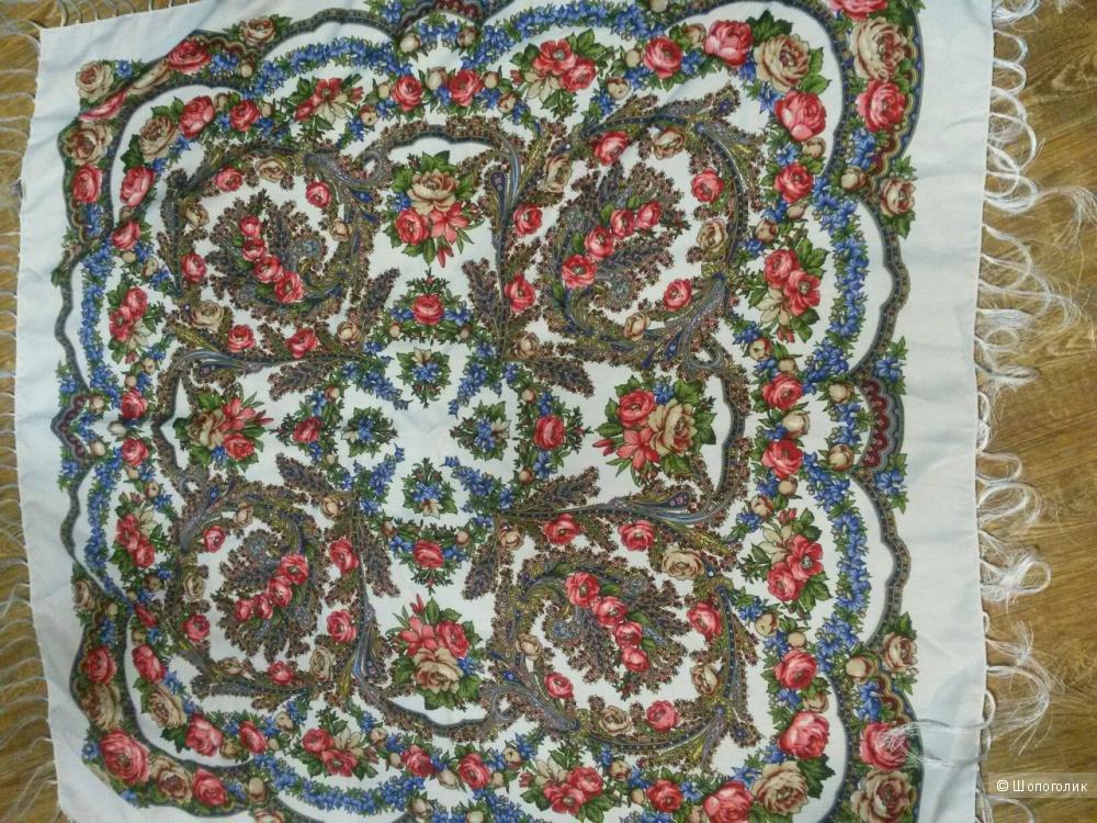 Платок роскошной расцветки