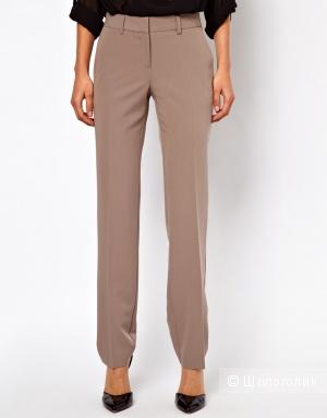 Легкие прямые брюки ASOS