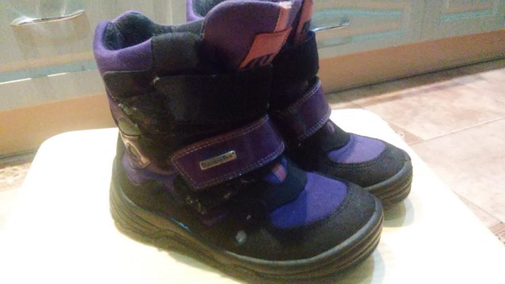 Ботинки зимние на девочку Minimen 25р-р