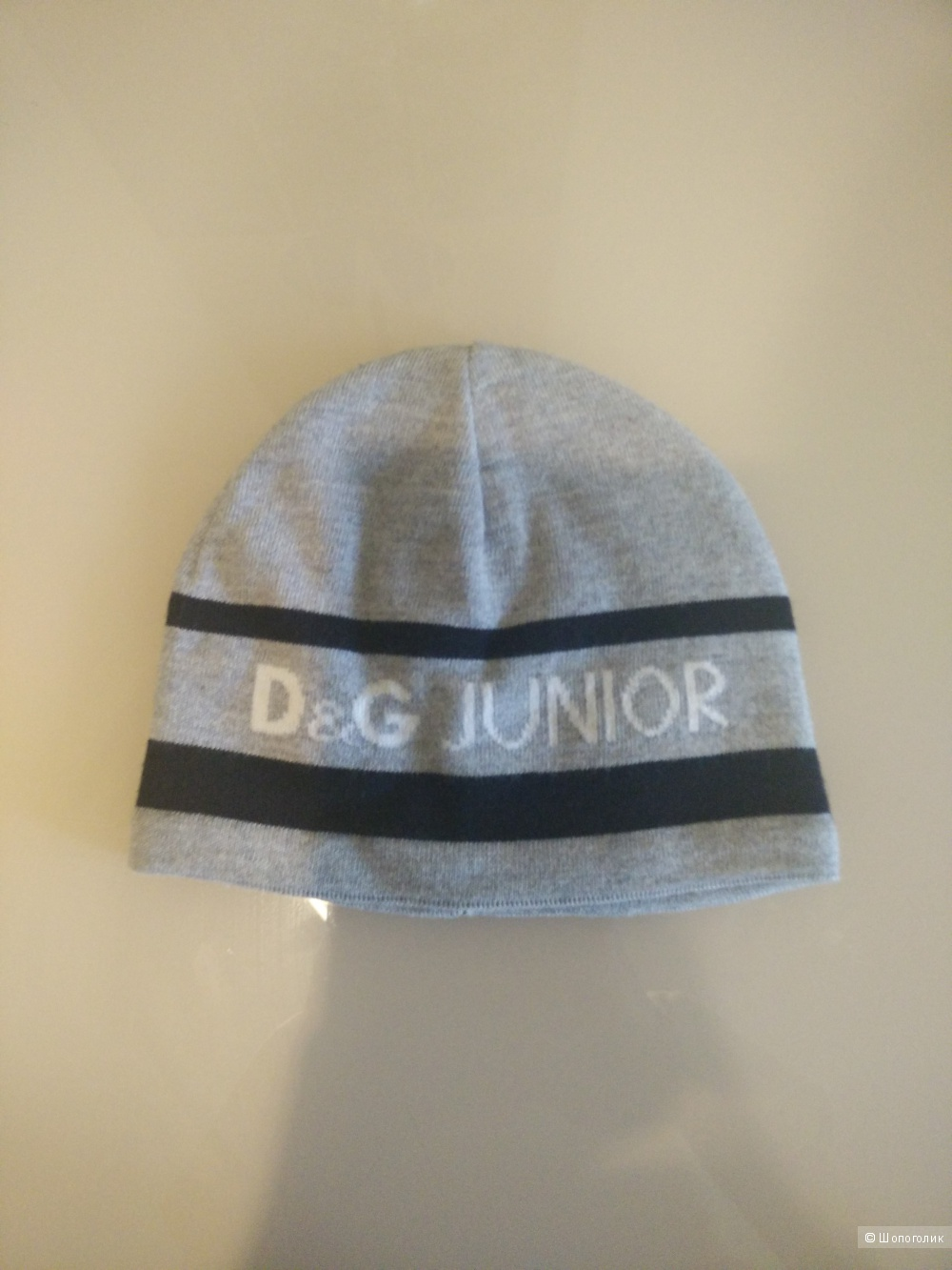 Шапка dg junior