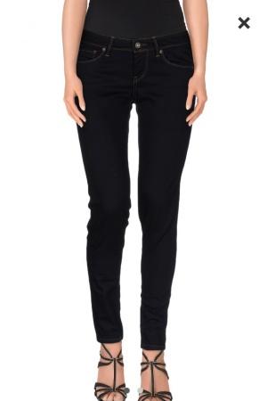 Новые Джинсы Pepe Jeans 27 размер (но маломерят - на 26 размер)