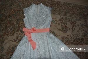 Платье дизайнерское Emse размер 48