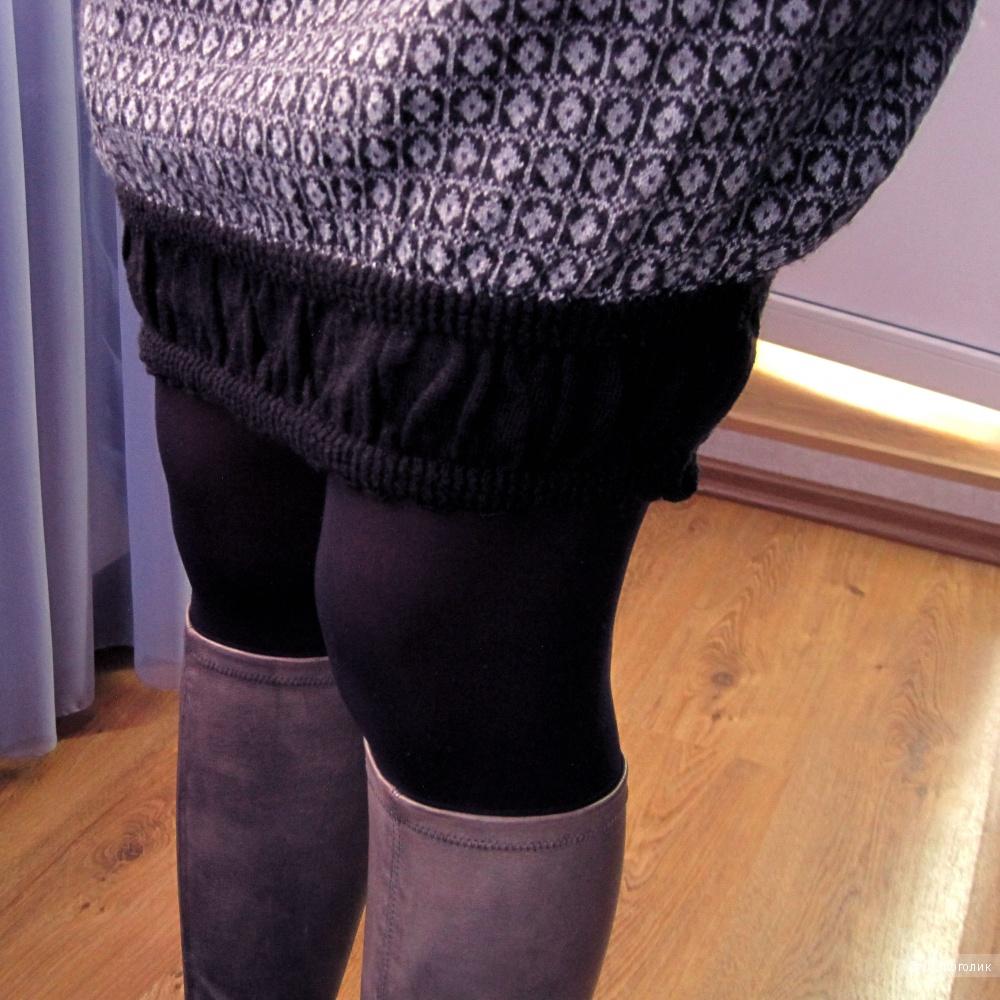 Вязаное теплое платье Marc Aurel