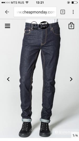 Cheap Monday. Новые джинсы.