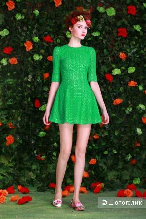 Эффектное летнее платье бренда Isabel Garcia 36 размера