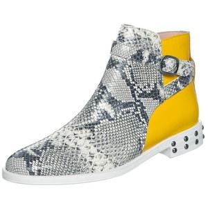 Классные кожаные ботинки бренда люксовой одежды и обуви Marcus Lupfer 39 размер