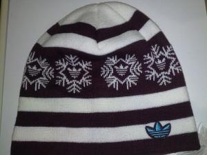 Шапка + шарф Adidas (оригинал)