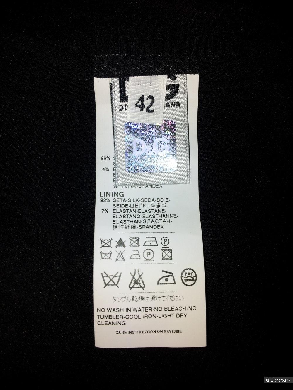 Юбка D&G 42IT новая оригинал