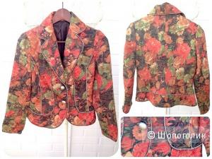 Пиджак moschino cheap&chic, на наш 40 размер