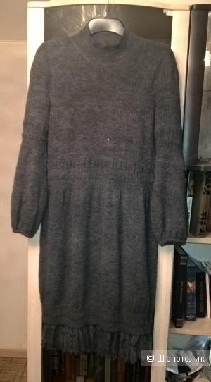 Шерстяное платье Ermanno Scervino. Оригинал.