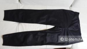 Брюки леггинсы из исскуственной кожи Zara Women размер L