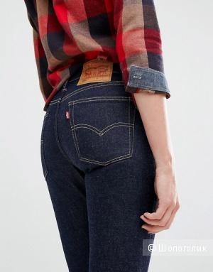 Новые джинсы Levi's 505