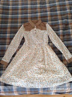 Платье Artka, размер 40-42, хлопок, новое.