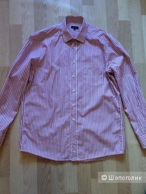Мужская Рубашка Pierre Cardin 41 ворот размер L-XL
