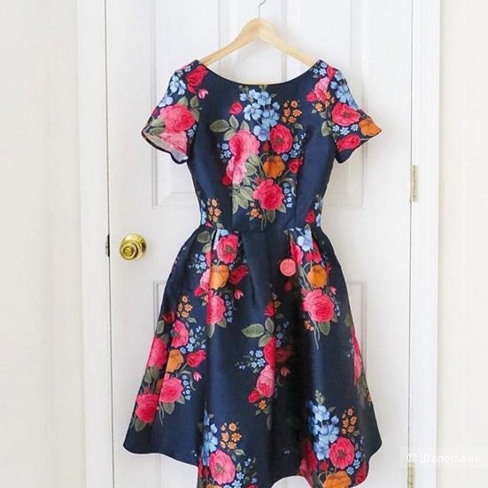 НОВОЕ шикарное платье Chi Chi London