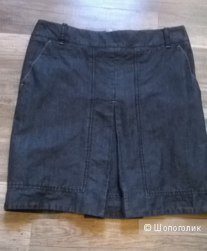 Юбка джинсовая MAX MARA WEEKEND 44 размер НОВАЯ