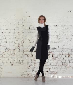 Новый сарафан теплый из прибалтийского трикотажа фирмы Valeria Lux