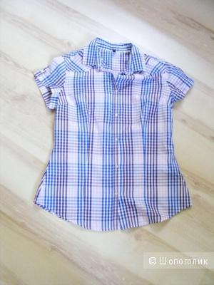 Рубашка BENETTON 46 размер НОВАЯ