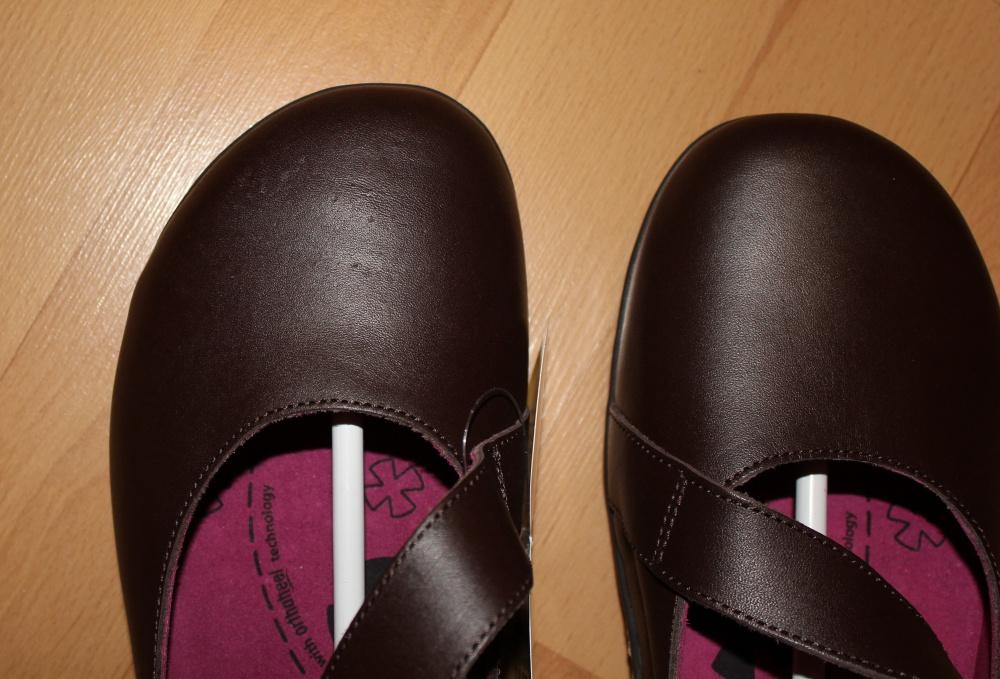 Туфли кожаные ортопедические Dr. Andrew Weil новые 39-40 размер