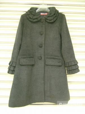 Новое пальто ф. Mini Raхevsкi (Греция) марк 9 лет