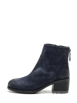 Ботинки темно-синие Geox р.38