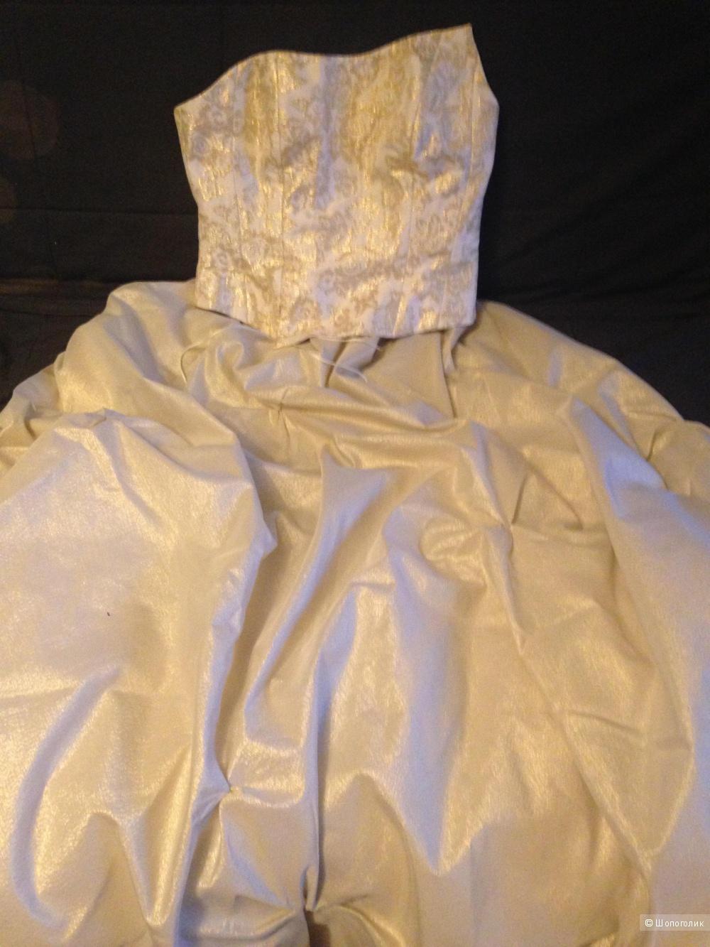Шикарное платье для свадьбы или мероприятия