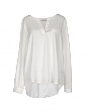 Блузка  белая Jacqueline de yong
