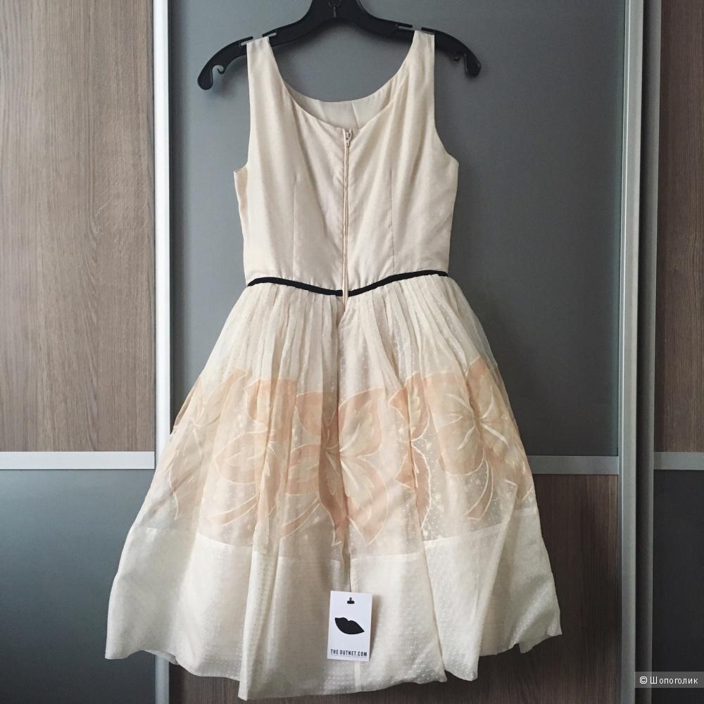 Новое оригинальное платье Red Valentino (IT 40), российский размер 40-42