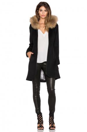 Теплое пальто Soia & Kyo