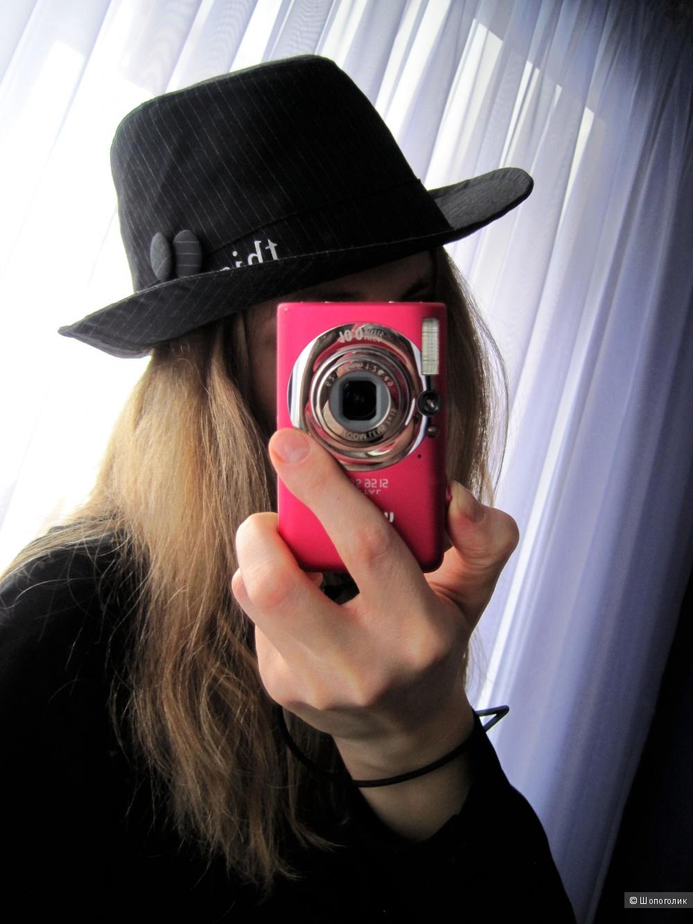 Новая черная шляпа унисекс No Name