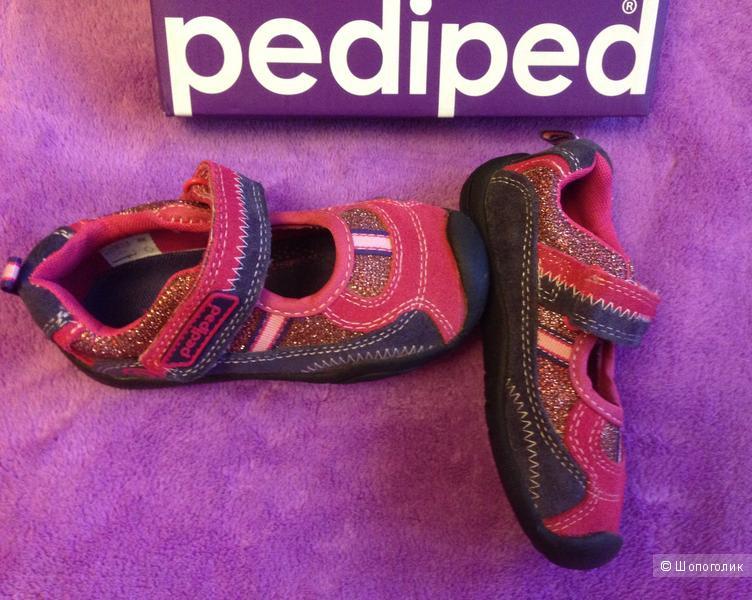 Новые туфельки Pediped из USA, р.23