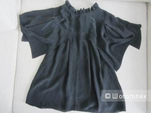 Блузка шелковая TBA
