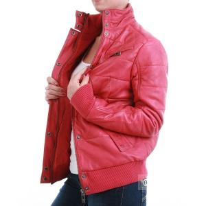 Классная куртка из натуральной кожи, немецкого бренда Maze