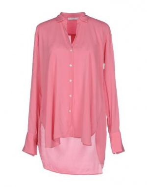 Шелковая блузка-рубашка AGLINI (46-48, от 170)