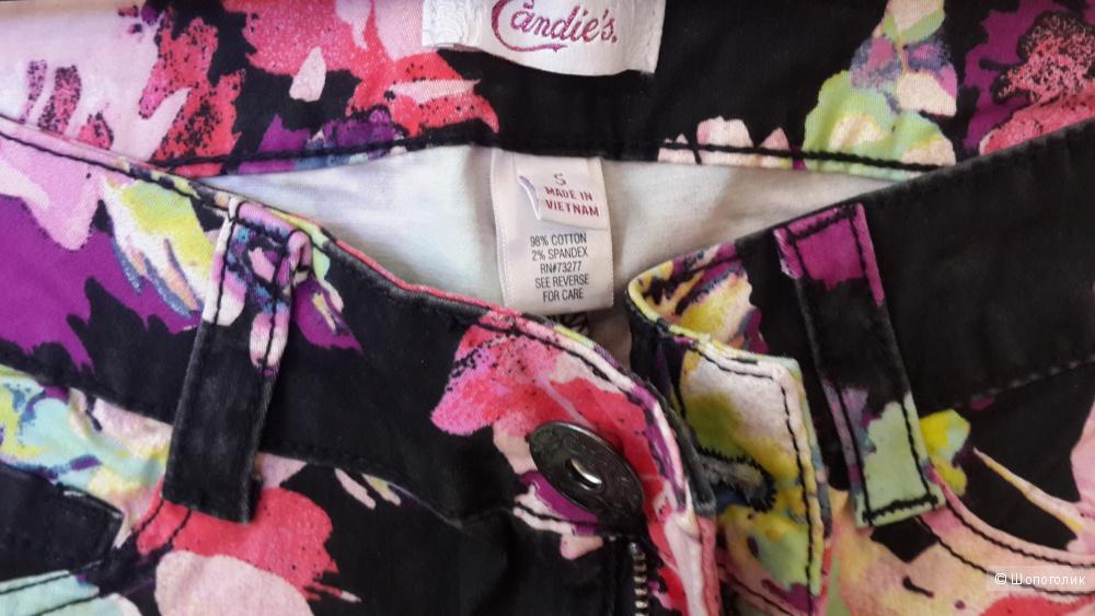 Брюки -джинсы америк. марки Candies размер 5