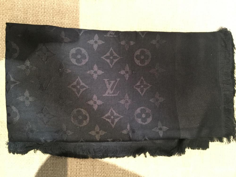 Платок монограмм 140х140 Louis Vuitton