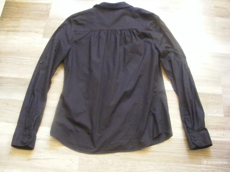 Рубашка H&M 44 размер НОВАЯ