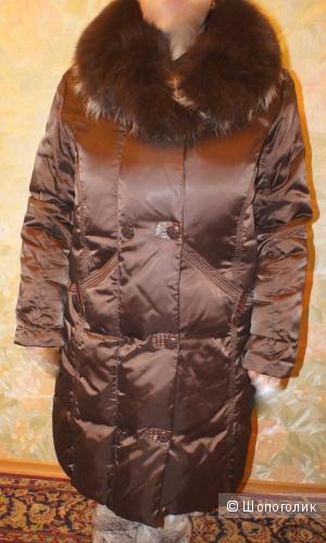 Пуховик Snow Classic 56 , ОГ 120
